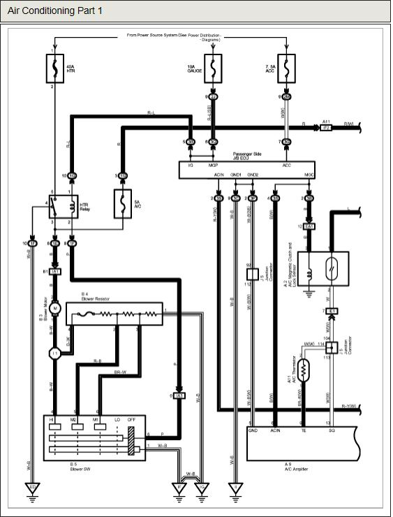 Wiring Diagram Rav4 2009