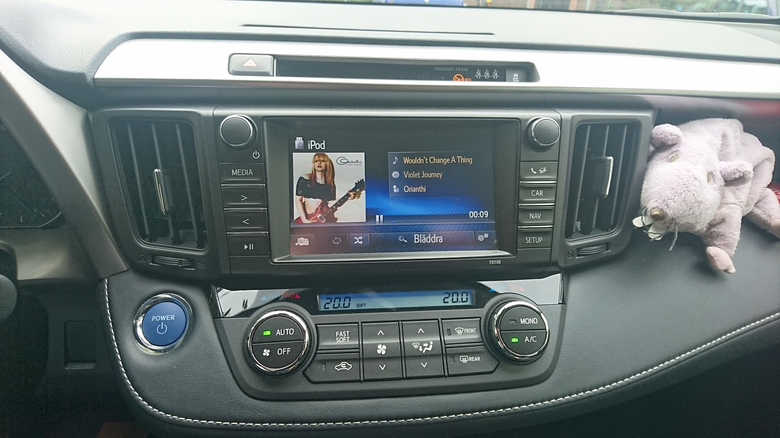 Poor Stereo Quality + Low Volume Using Bluetooth | Toyota RAV4 Forums