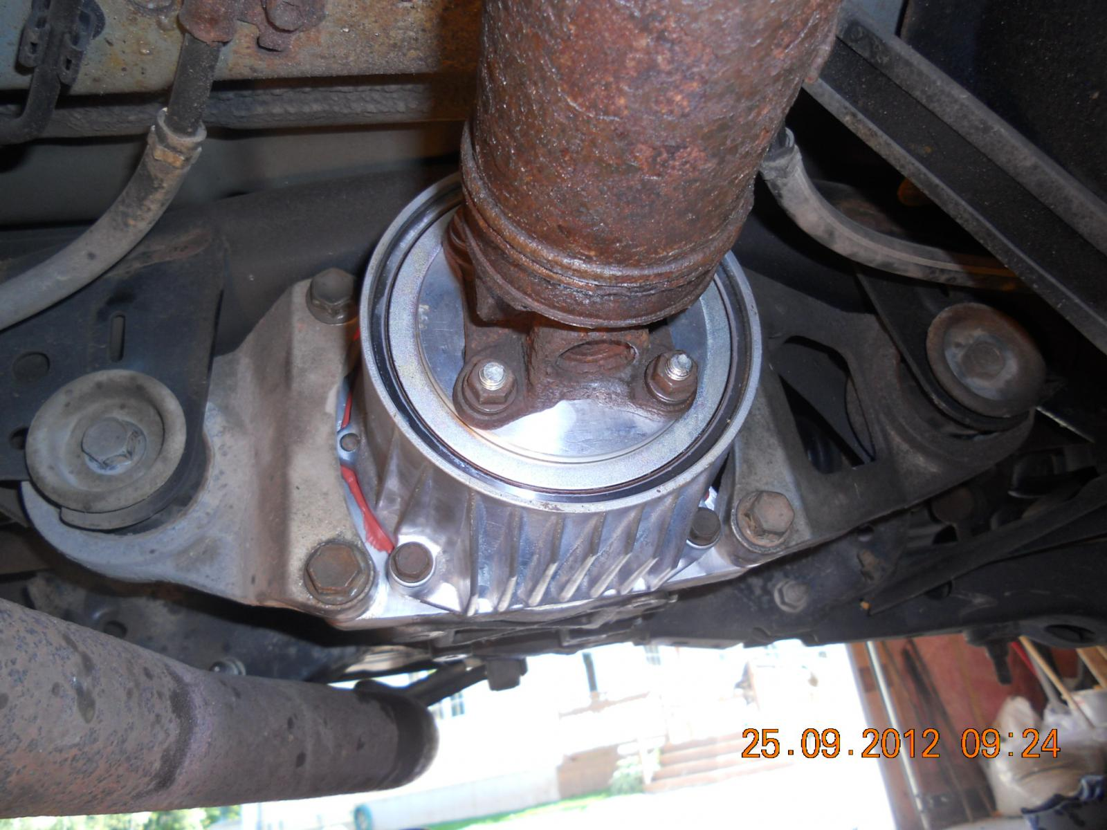 rear differential | Page 2 | Toyota RAV4 Forums