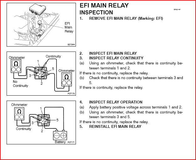 wiring diagram on 97 rav - won't start up, possible fuel pump issue    page 2