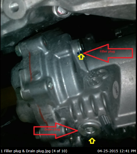 2014 RAV4 AWD Rear Diff Oil Change | Page 2 | Toyota RAV4 Forums