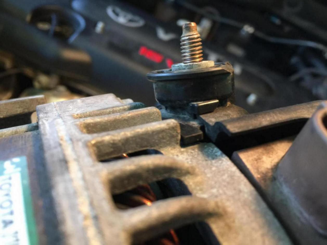 Whirring at idle   Toyota RAV4 Forums