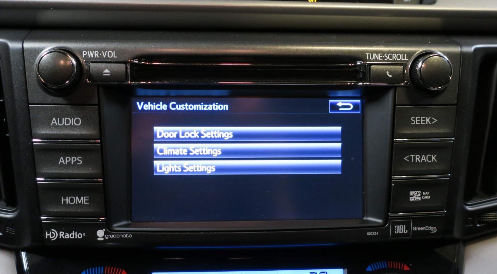 Adding a CD Changer to Entune NAV JBL   Toyota RAV4 Forums