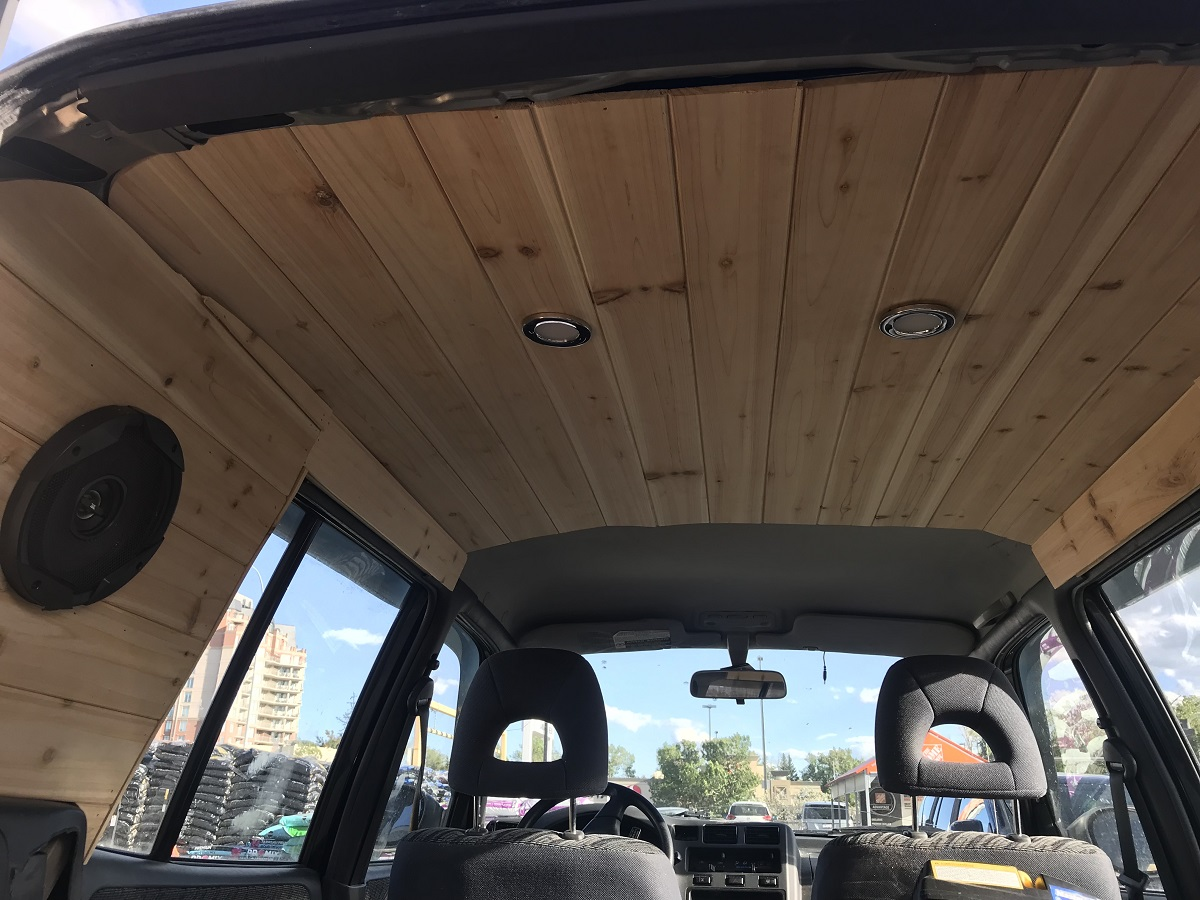 Converting Rav4 To Camper Full Mod With Pictures Toyota Rav4 Forums