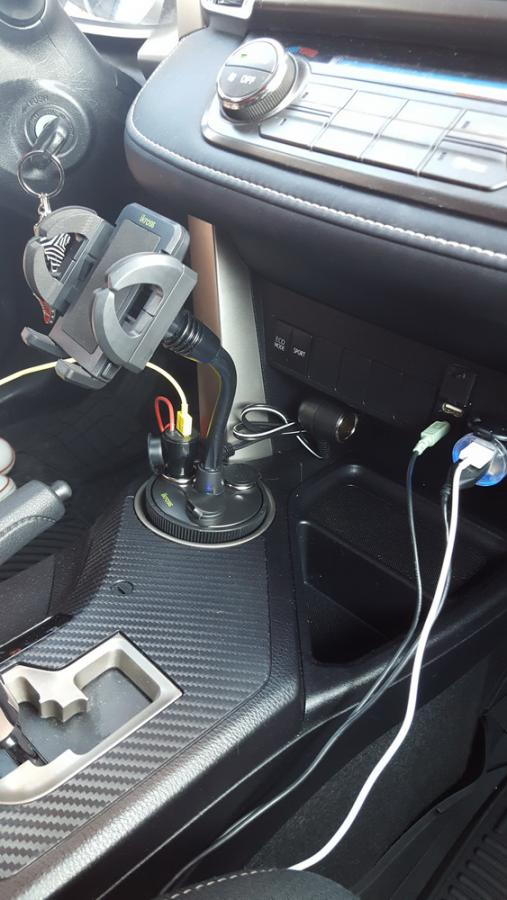 f462f08157a2bc Found the perfect PHONE HOLDER | Toyota RAV4 Forums