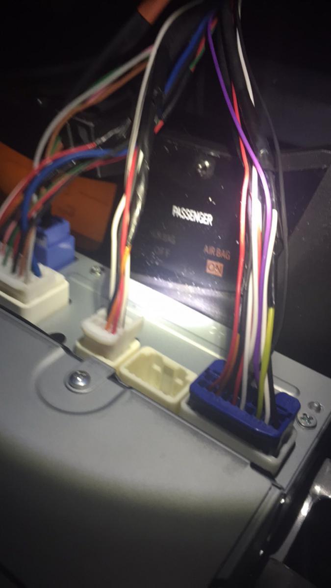 Rav4 2011 limited oem radio install jbl help | Toyota RAV4 ForumsRAV4 World
