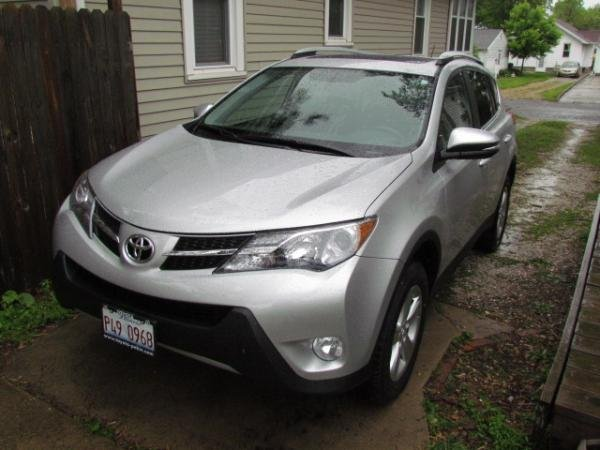 Showcase cover image for Rav-familyof4 +1 Dog's 2013 Toyota Rav4 AWD XLE