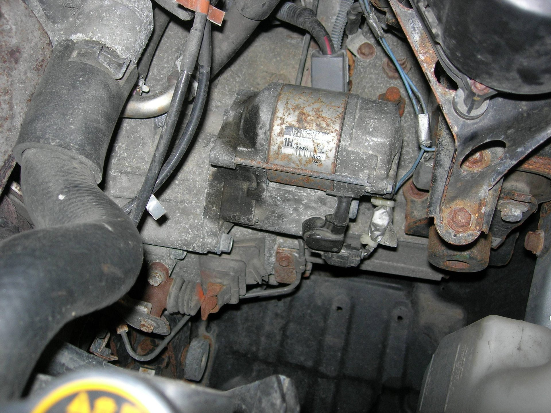 Starter Repair w/ pics | Toyota RAV4 Forums