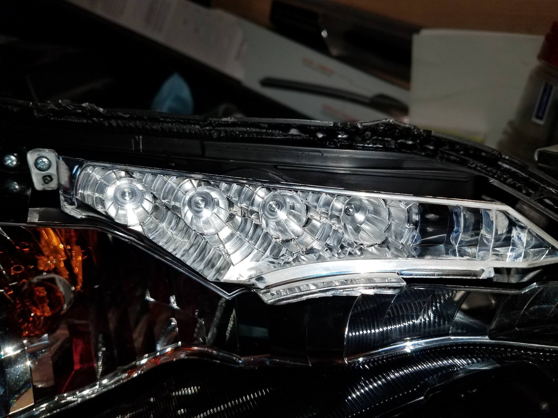 2018 Canadian XLE Mystery Lights    Toyota RAV4 Forums