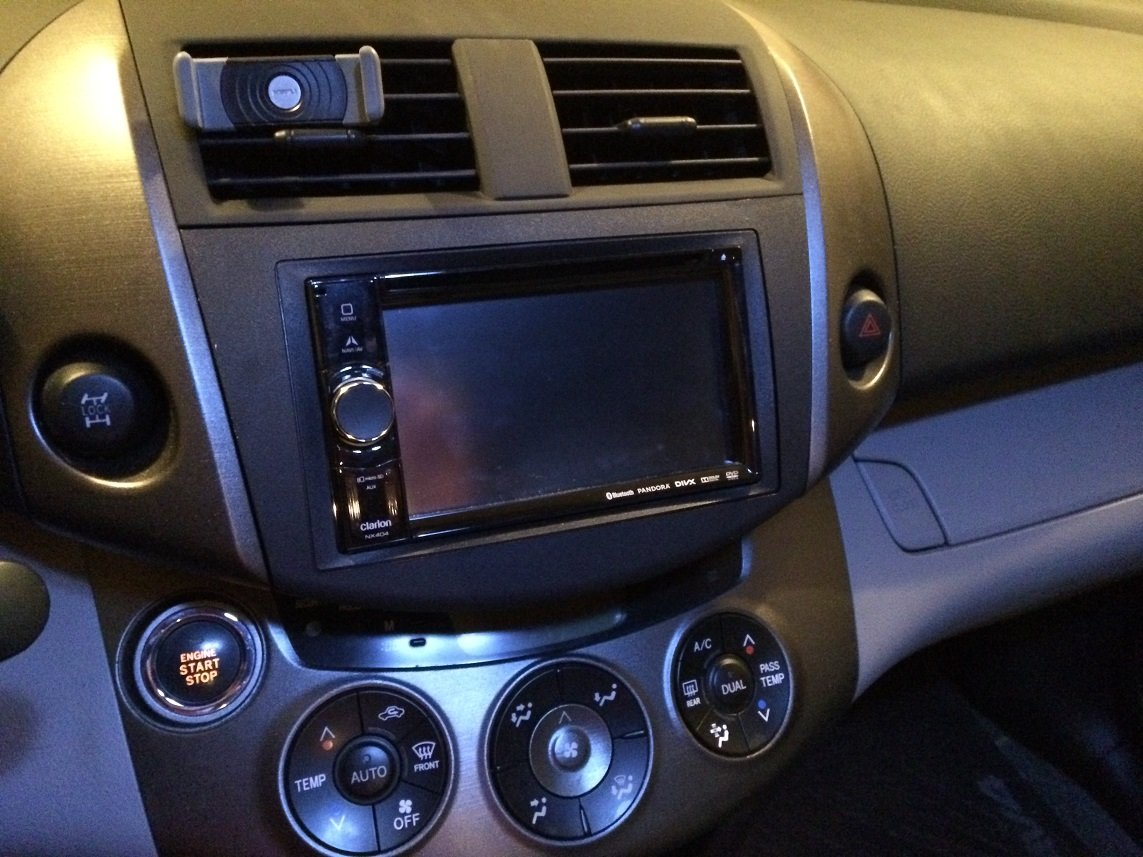 Looking to put in a new radio!!!   Toyota RAV4 Forums