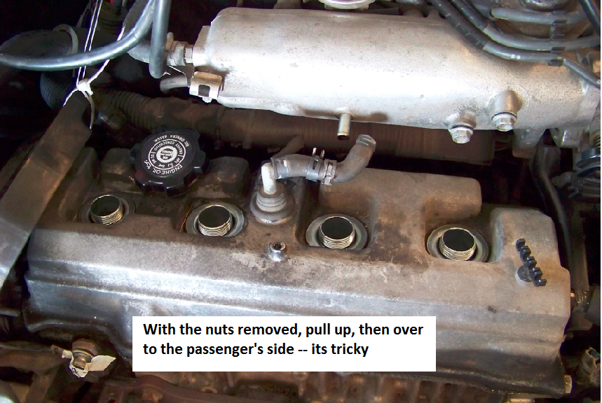 DIY: Replace Valve Cover Gasket, Reseal Spark Plug Tubes to