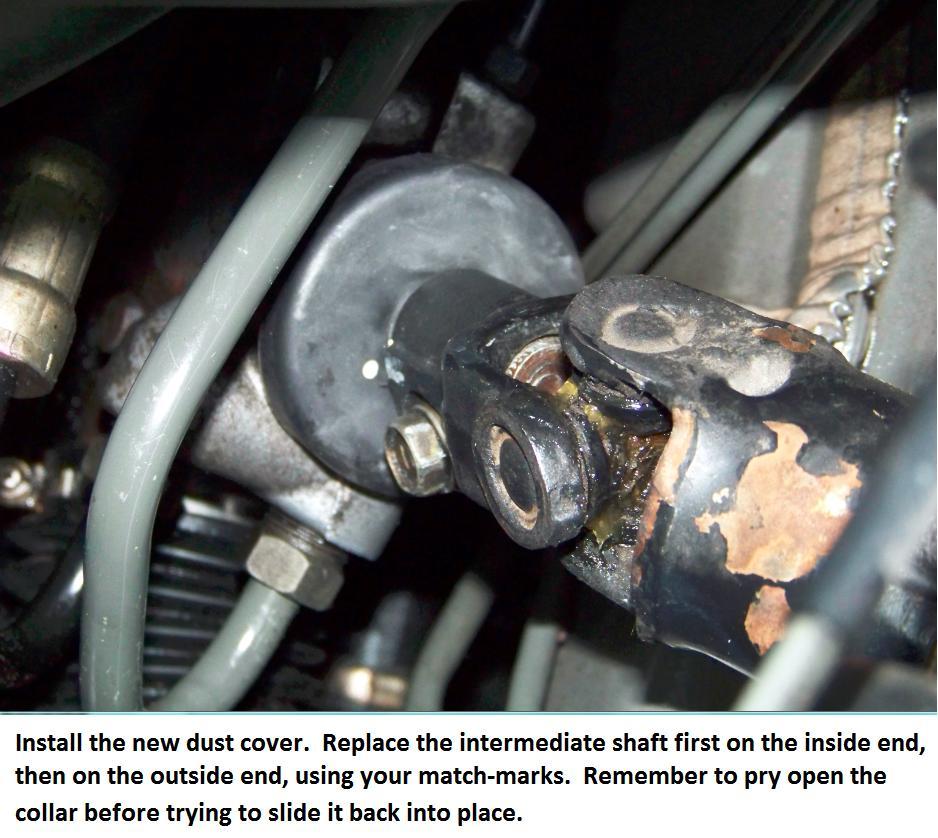 DIY: Replace Power Steering Rack Seal (Pinion Valve Seal