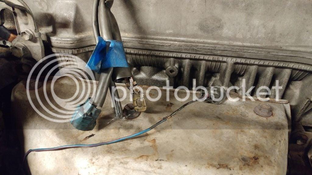 Correct wire for knock sensor | Toyota RAV4 Forums