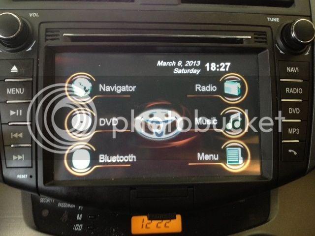 SD Card missing in 2010 Rav4 | Toyota RAV4 Forums