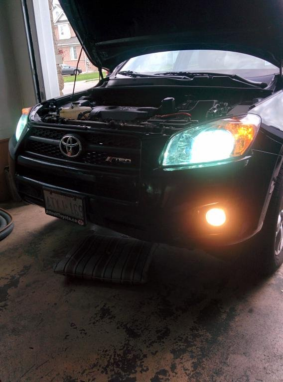 Tapping Into Fuse Location To Get Fog Lights Working Toyota Rav4 Forums