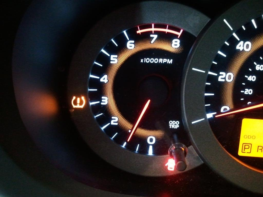 How to disable TPMS (How to turn off TPMS light) | Toyota RAV4 Forums