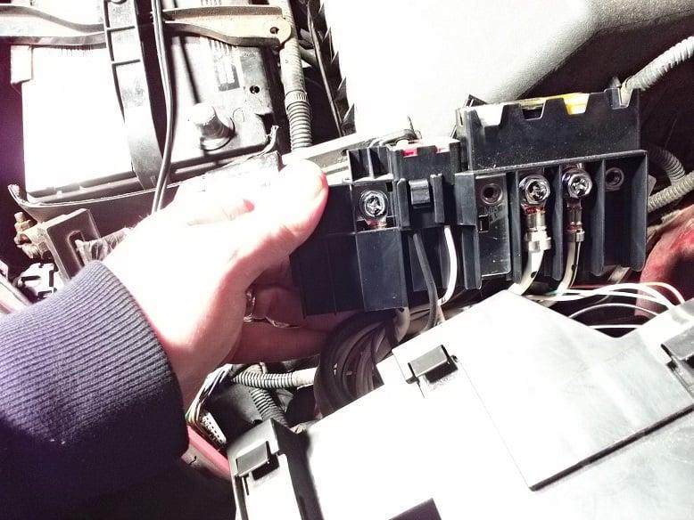 120 Amp Alternator Fuse Toyota