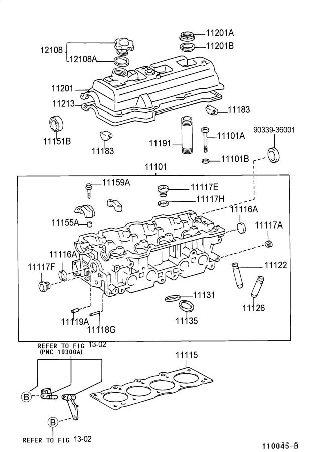 Illustrated Valve Cover Gasket Replacement   Toyota RAV4 Forums