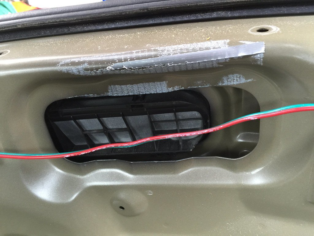 Fuse keeps blowing   Toyota RAV4 Forums