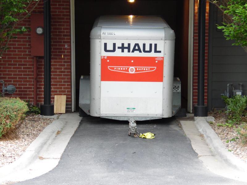 Towing UHaul with a 2015 RAV4 | Toyota RAV4 Forums
