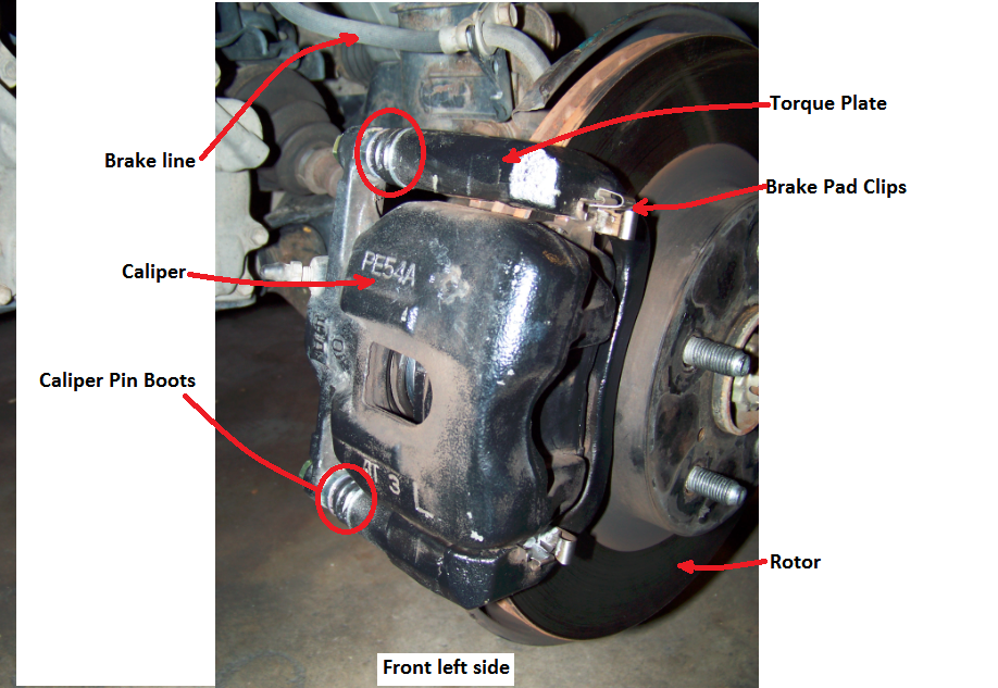 DIY: Fix Brake Drag Caused by Failed Caliper Pin Boots