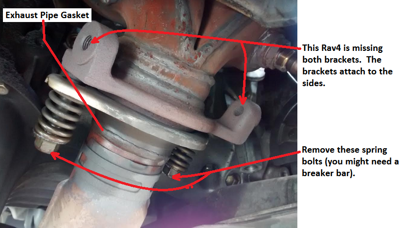 DIY: Replace 4 2 Catalytic Converter, or A/F, Oxygen Sensors