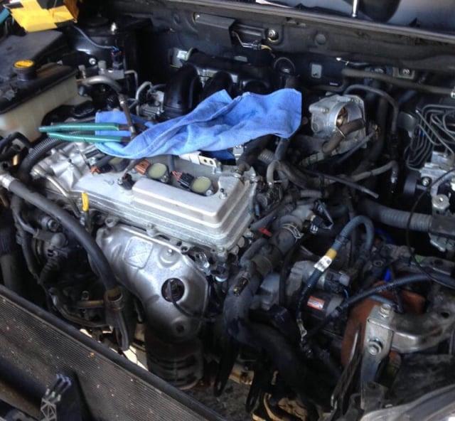 V6 Homemade turbo kit | Toyota RAV4 Forums