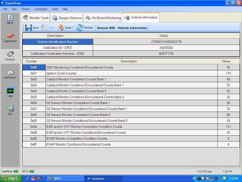 Review of ELM327 Wireless OBDII code scanner! | Toyota RAV4