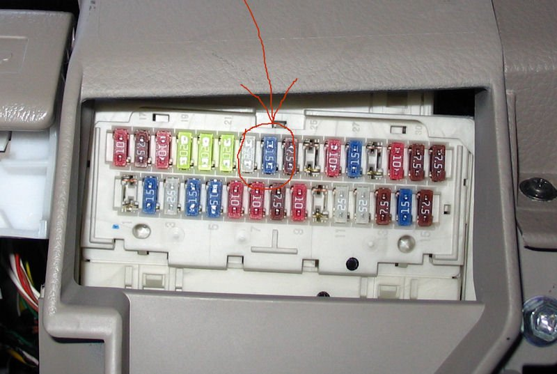 Cigarette Lighter socket not working | Toyota RAV4 Forums