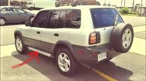 Custom Running Boards 1998 Rav4 Or Side Steps Toyota Rav4 Forums