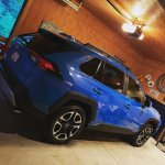 Allura, my 2019 Toyota RAV4 Adventure