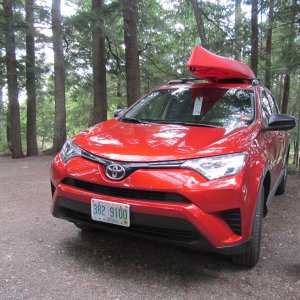 Camping with the Hot Lava mobile